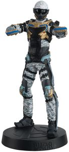 [Marvel Movie Collection #56: Exo Soldier (Product Image)]