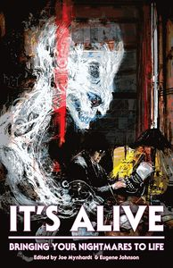 [The Dream Weaver series: Book 2: Its Alive: Bringing Your Nightmares to Life (Product Image)]
