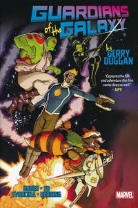 [Guardians Of Galaxy: By Gerry Duggan: Omnibus (Hardcover) (Product Image)]