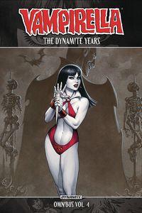 [Vampirella: Dynamite Years: Omnibus: Volume 4: Minis (Product Image)]