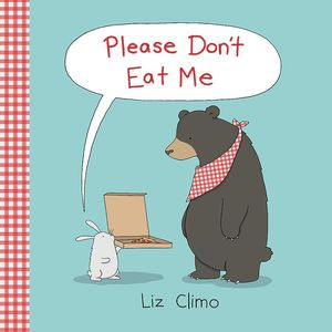 [Please Don't Eat Me (Hardcover) (Product Image)]