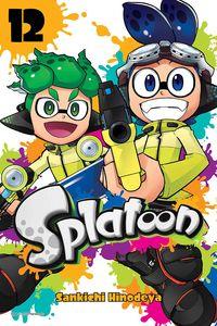 [Splatoon: Volume 12 (Product Image)]