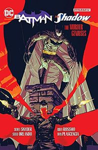 [Batman/The Shadow: The Murder Geniuses (Hardcover) (Product Image)]