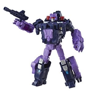 [Transformers: Generations: Power Of The Primes: Deluxe Action Figure: Terrorcon Blot (Product Image)]