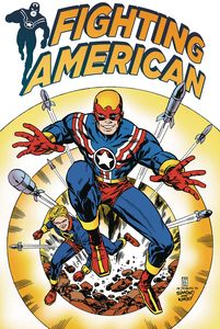 [Fighting American #2 (Cover A Buckingham) (Product Image)]