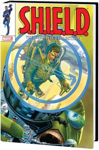 [S.H.I.E.L.D.: The Complete Collection: Omnibus (Hardcover - Ross Cover) (Product Image)]