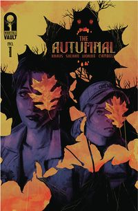 [The cover for Autumnal #1 (Cover A Shehan)]