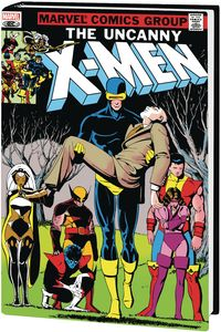 [Uncanny X-Men: Omnibus: Volume 3 (New Printing Smith DM Variant Hardcover) (Product Image)]