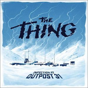 [The Thing: Infection At Outpost 31 (2nd Edition) (Product Image)]