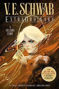 [Extraordinary (Previews Exclusive Signed Edition Hardcover) (Product Image)]