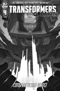 [Transformers: Galaxies #4 (Cover B Pitre-Durocher) (Product Image)]