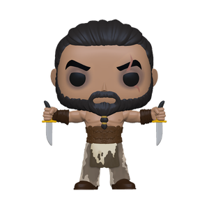 [Game Of Thrones: Pop! Vinyl Figure: Khal Drogo With Daggers (Product Image)]