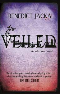 [Veiled: An Alex Verus novel (Product Image)]