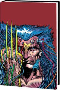 [Wolverine: Omnibus: Volume 2 (Windsor Smith DM Variant Hardcover) (Product Image)]