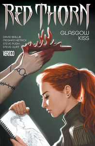 [Red Thorn: Volume 1: Glasgow Kiss (Product Image)]