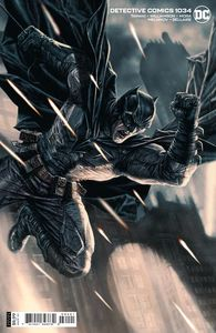 [Detective Comics #1034 (Cover B Lee Bermejo Card Stock Variant) (Product Image)]
