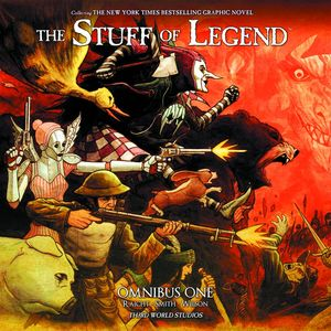 [Stuff Of Legend: Omnibus: Volume 1 (Hardcover - 2nd Edition) (Product Image)]