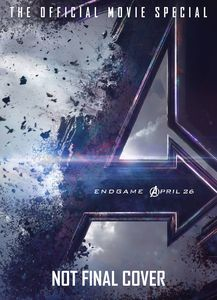 [Avengers: Infinity War: Collectors Edition Magazine (PX Edition) (Product Image)]