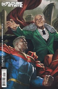 [Future State: Superman Vs Imperious Lex #2 (Cover B Skan Card Stock Variant) (Product Image)]