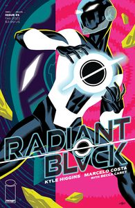 [Radiant Black #1 (Cover A Cho) (Product Image)]