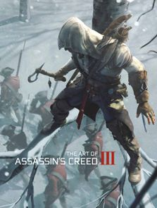 [The Art Of Assassin's Creed 3 (Hardcover) (Product Image)]