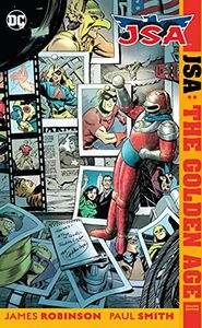 [JSA: The Golden Age: Deluxe Edition (Hardcover) (Product Image)]