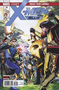 [X-Men: Blue #18 (Legacy) (Product Image)]