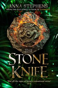 [Songs Of The Drowned: Book 1: The Stone Knife (Hardcover) (Product Image)]