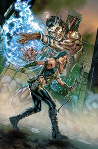 [Robyn Hood: Voodoo Dawn: One Shot (Cover A Vitorino) (Product Image)]