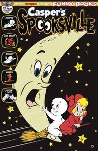 [Casper's Spooksville #1 (Spook Moon Cover) (Product Image)]