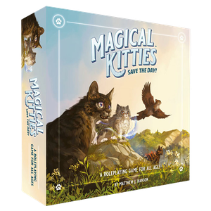 [Magical Kitties Save The Day! (Product Image)]