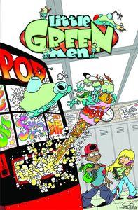 [Little Green Men (Product Image)]