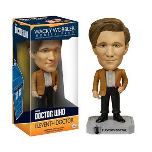 [Doctor Who: Wacky Wobblers: 11th Doctor (Product Image)]