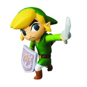 [Nintendo: Series 1 Ultra Detailed Mini Figures: Link Wind Waker (Product Image)]