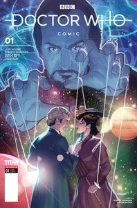 [Doctor Who: Missy #1 (Cover D Ingranata) (Product Image)]
