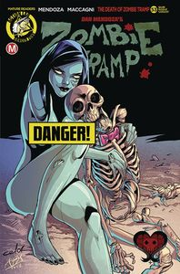 [Zombie Tramp: Ongoing #53 (Cover B Celor Risque) (Product Image)]