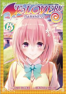 [To Love Ru Darkness: Volume 18 (Product Image)]