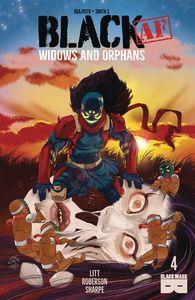 [Black AF: Widows & Orphans #4 (Product Image)]