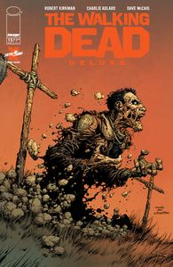 [Walking Dead: Deluxe #15 (Cover A Finch & Mccaig) (Product Image)]
