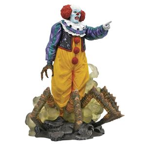 [IT (1990): Gallery PVC Statue: Pennywise (Product Image)]