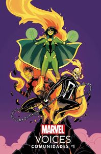 [Marvel's Voices: Community #1 (Bustos Variant) (Product Image)]