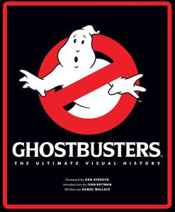 [Ghostbusters: The Ultimate Visual History (Hardcover) (Product Image)]