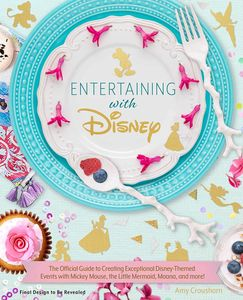 [Entertaining With Disney (Hardcover) (Product Image)]