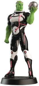 [DC: Best Of Figure Collection Magazine #55: Brainiac (Product Image)]