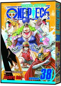[One Piece: Volume 36 (Product Image)]