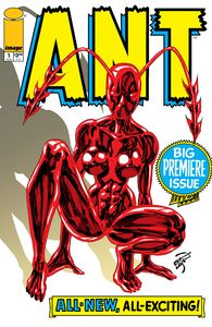 [Ant #1 (Cover C Larsen) (Product Image)]