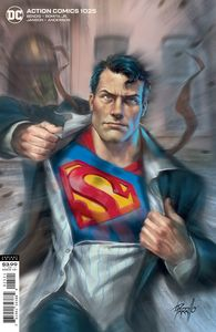 [Action Comics #1025 (L Parrillo Variant) (Product Image)]