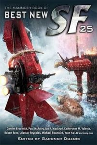 [The Mammoth Book Of Best New SF: Volume 25 (Product Image)]
