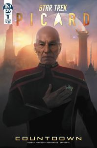 [Star Trek: Picard Countdown #1 (Cover A Tba) (Product Image)]