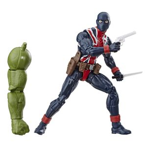 [Marvel: Marvel Legends Action Figure: Union Jack (Product Image)]
